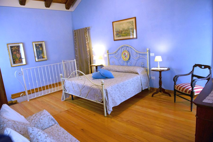 Blaue Wohnung